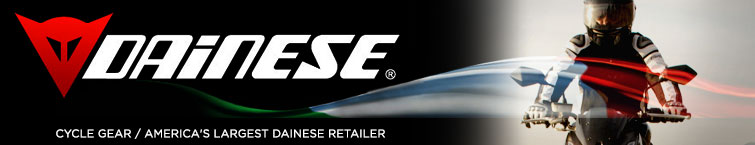 America's Largest Dainese Retailer - We Pay The Sales Tax