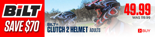 Save $70 on The Clutch 2 Helmet by BiLT®