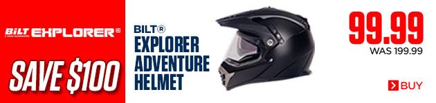 Save $100 on BiLT® Explorer Helmet