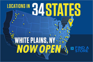 Locations in 34 States! Find A Store Near You